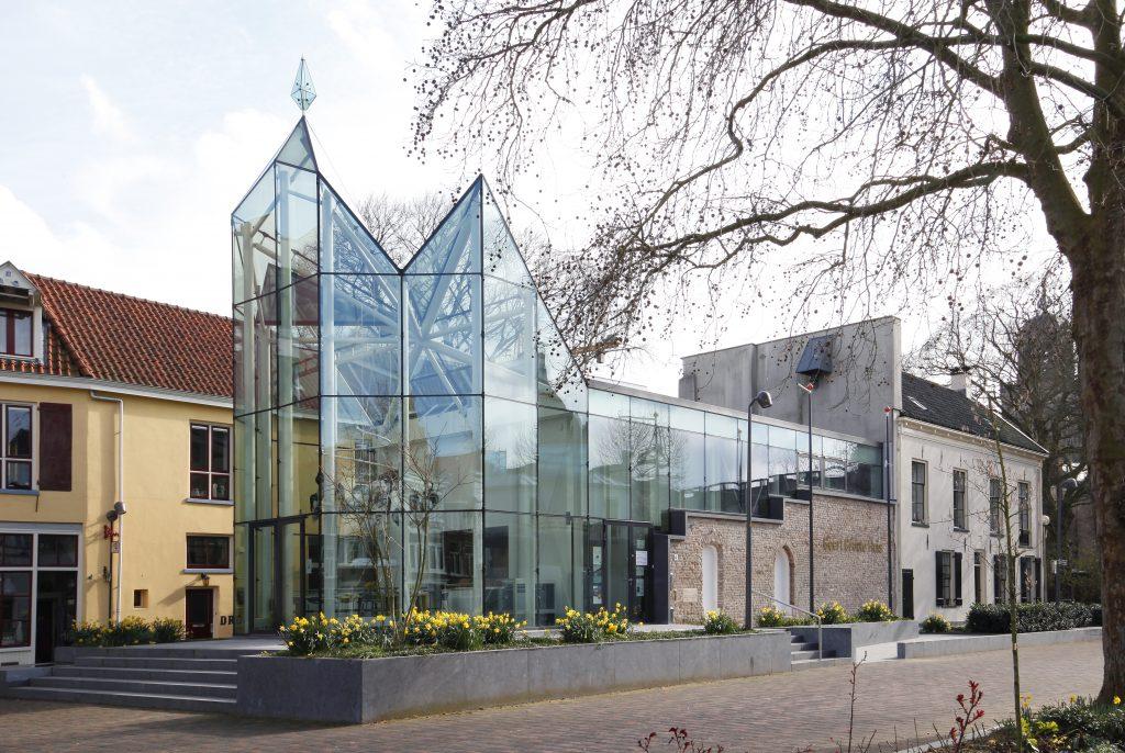Restauratie Geert Groote Huis - PHB De Combi