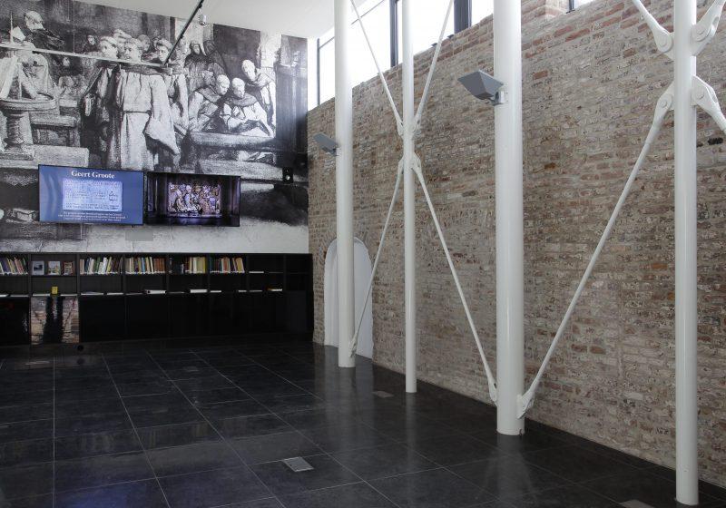 Restauratie Geert Groote Huis