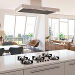 Impressie keuken, Transformatie kantoorpand tot 10 luxe koopappartementen, Hof van Houten te Houten door PHB de Combi B.V.