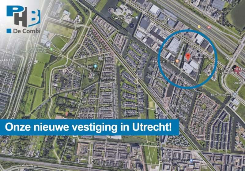 Nieuwe mijlpaal PHB nu echt van start in Utrecht