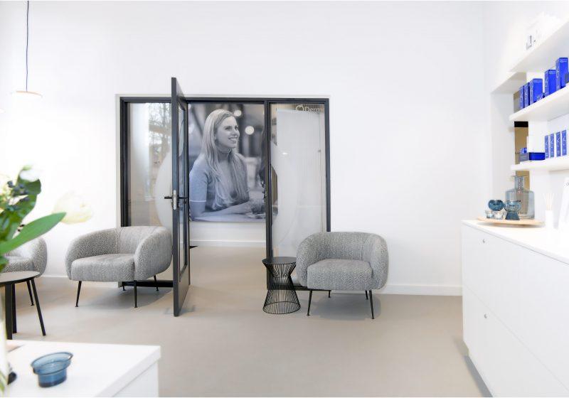Verbouwing pand voor nieuwe locatie DermaClinic in Utrecht