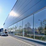 Nieuwbouw Pegeot DAVO Den Haag door PHB de Combi B.V.