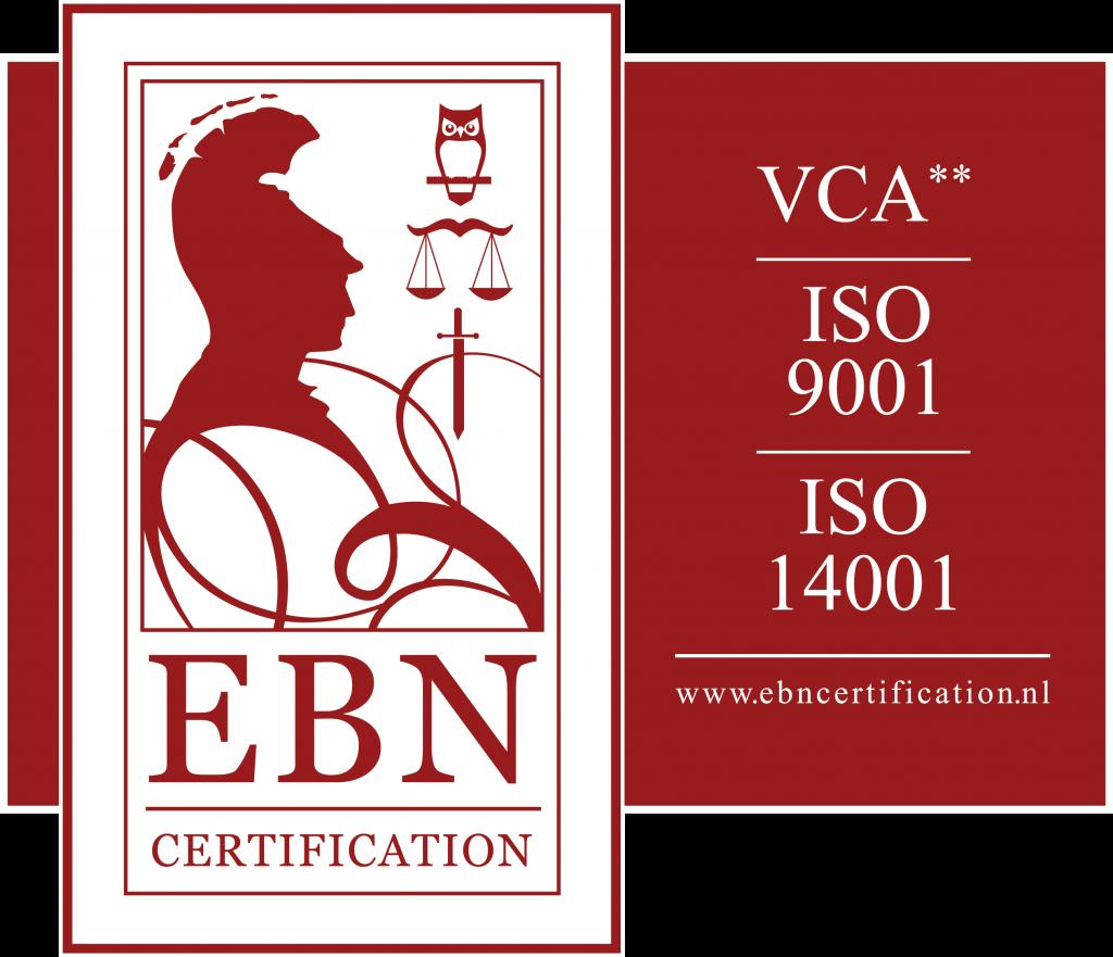Certificaat VCA**