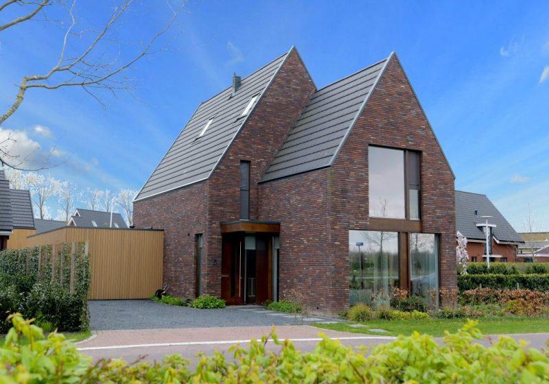 Nieuwbouw woonhuis op ParkNoord te Utrecht
