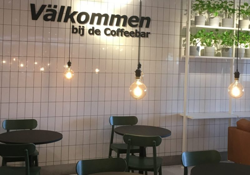 Verbouwing IKEA Amsterdam