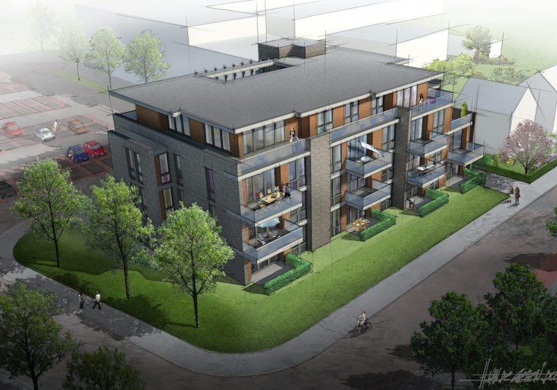 Projectontwikkeling Europaplein - Doorenbos te Elst