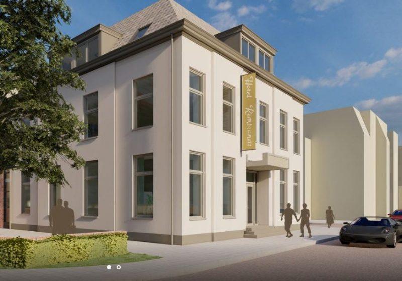 PHB Project Hotel Rembrandt in de Gelderlander !
