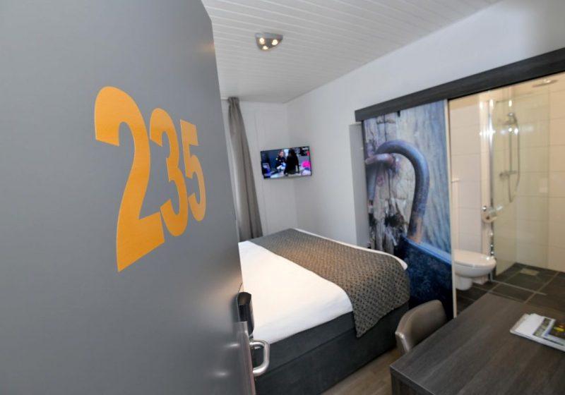 Hotelkamers opgeleverd Elst