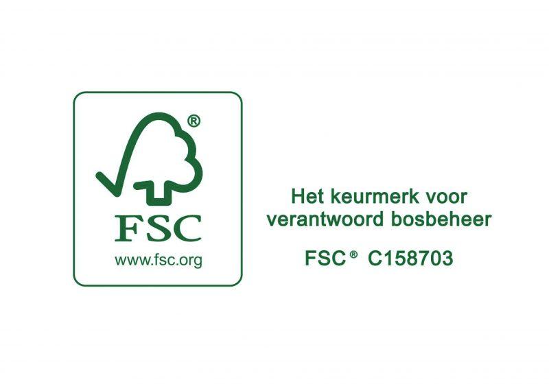 FSC®-certificering voor PHB!