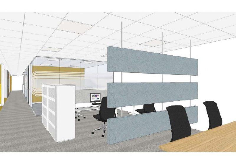 Verbouw kantoorpand Reclassering Nederland