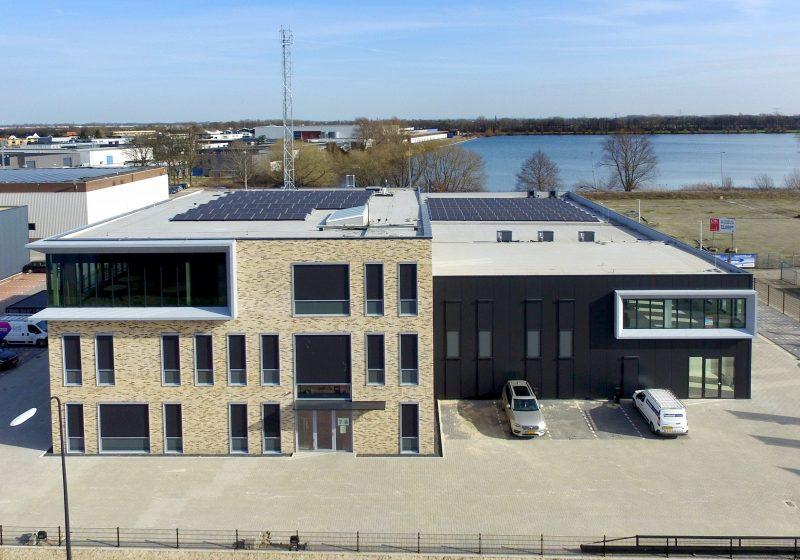 Nieuwbouw Bedrijfspand GKS ICT Solutions Elst