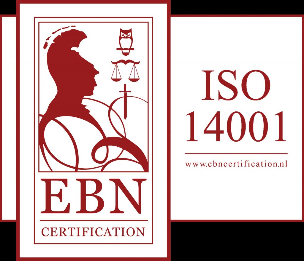 Certificaat Milieumanagementsysteem