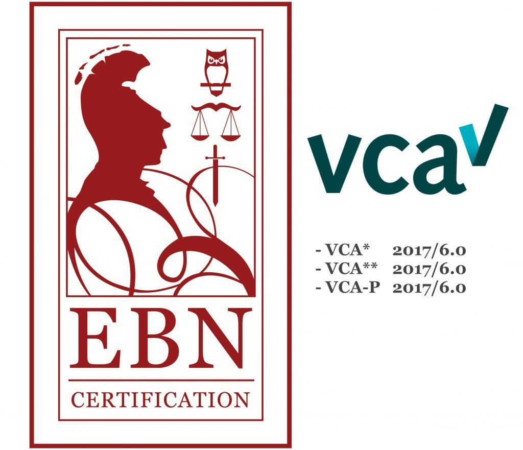 Certificaat Veiligheidsmanagementsysteem